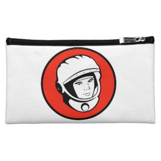 Simple Cosmonaut Makeup Bag