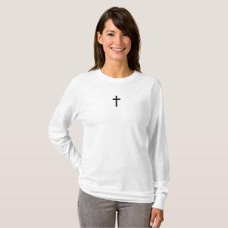 Simple Cross (Black) T-Shirt