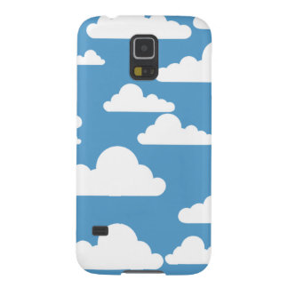 Simple Cumulus Clouds Galaxy S5 Covers