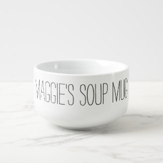 Personalised bowls from Zazzle