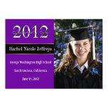 Simple Customisable Graduation Announcement