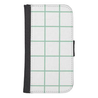 Simple design Change background color Wallet Case