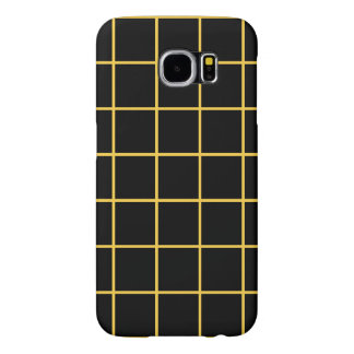 Simple design Plaid Square Pattern Samsung Case Samsung Galaxy S6 Cases
