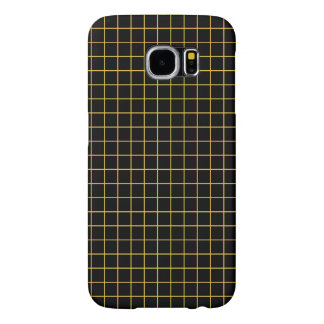 Simple design Plaid Square Pattern Samsung Galaxy Samsung Galaxy S6 Cases