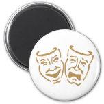 Simple Drama Masks