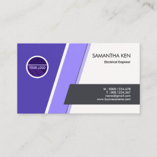 Electronic engineer business cards zazzle uk simple elegant professional engineer business card reheart Images