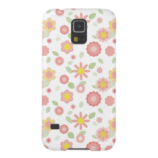 Simple Floral-dusty pink Samsung Galaxy Nexus Cases