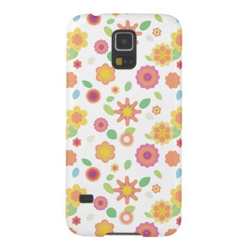 Simple Floral-medley Galaxy Nexus Case