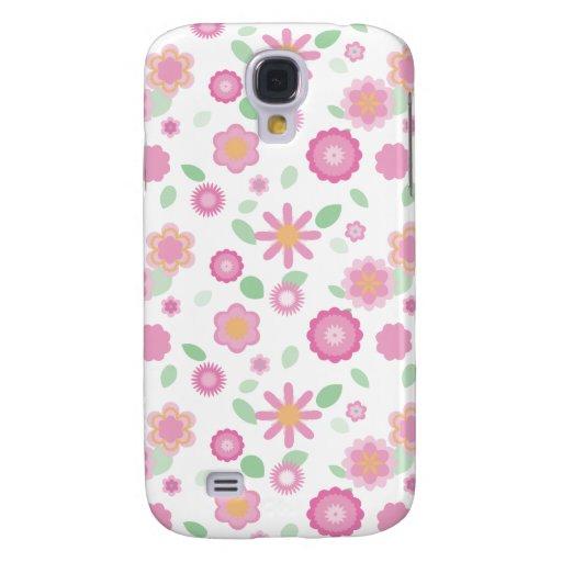Simple Floral-spring HTC Vivid Case