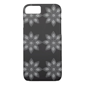 Simple Flower Print iPhone 8/7 Case