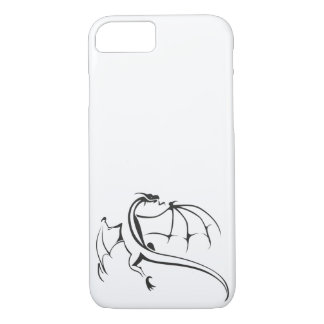 Simple Flying Dragon iPhone 7 Case