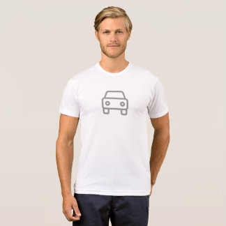 Simple Front Car Icon Shirt