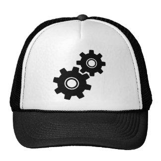 SImple Gears Cogs Cap