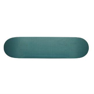 Simple graceful black surface skateboard