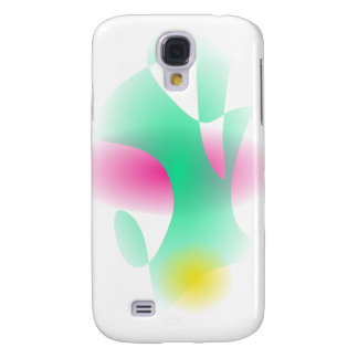 Simple Graded Abstract Art Samsung Galaxy S4 Case