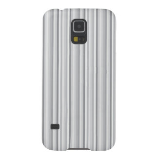 Simple gray strips galaxy s5 cover