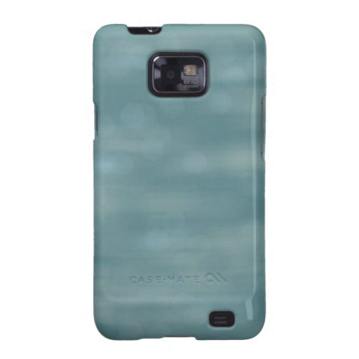 Simple Green Samsung Galaxy S2 Cases