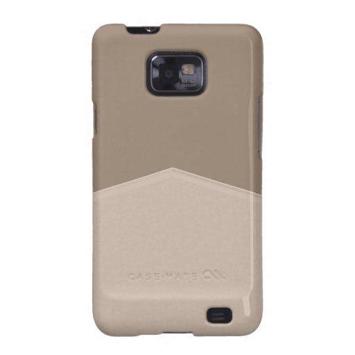 Simple Grey Samsung Galaxy Cover