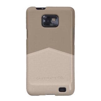 Simple Grey Galaxy SII Case