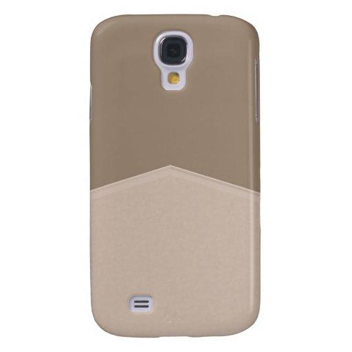 Simple Grey Galaxy S4 Case