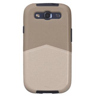 Simple Grey Samsung Galaxy SIII Case