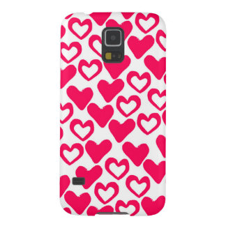 Simple Hearts 2014 Galaxy S5 Cover