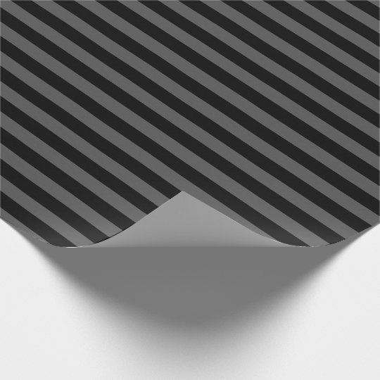 Simple horizontal stripes wrapping paper