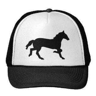 simple horse cap