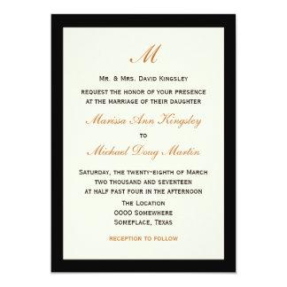 Simple Inexpensive Wedding Invitations