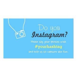 Instagram Business Cards Instagram Business Card Designs