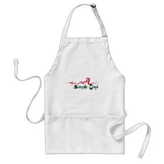 simple joys standard apron