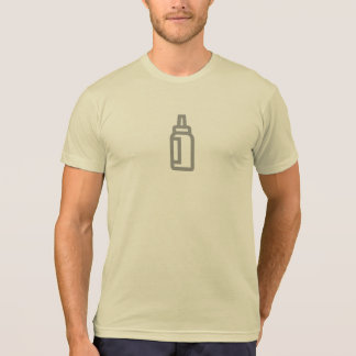 Simple Ketchup Bottle Icon Shirt