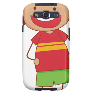 Simple kid samsung galaxy s3 cover