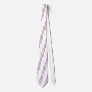 simple lines to a simple design tie