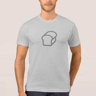 Simple Loaf Bread Icon Shirt
