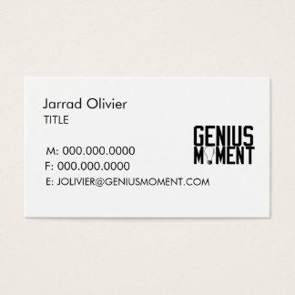Simple Logo Business Card