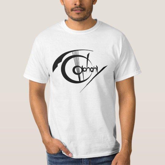 Simple Logo T-Shirts (T-TXL01)