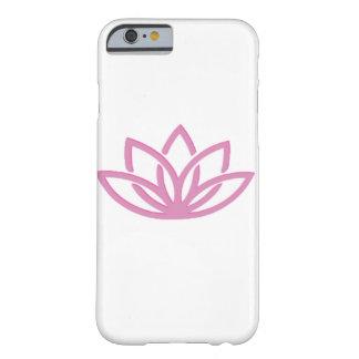 Simple Lotus Iphone Case