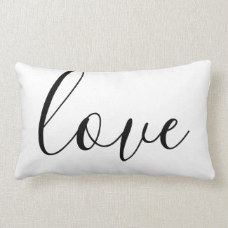 Simple Love Lumbar Cushion
