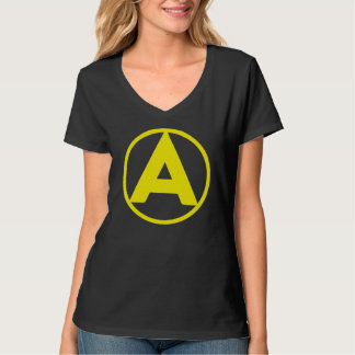 Simple. Market Anarchy, dude. T-Shirt