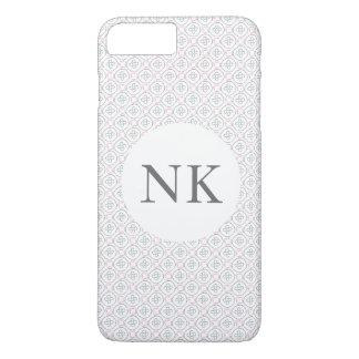 simple modern pattern iPhone 7 plus case
