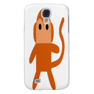 Simple monkey galaxy s4 case