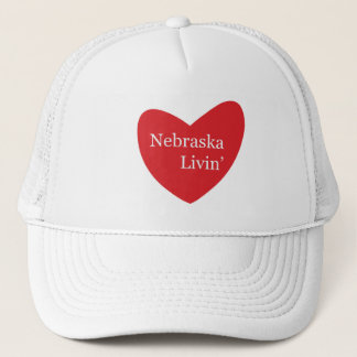 Simple Nebraska Livin' Hat