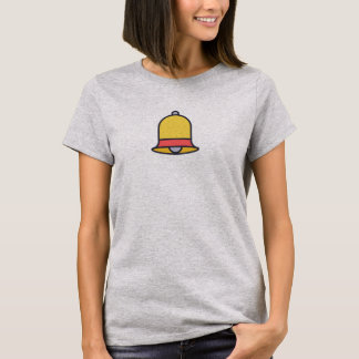 Simple Notification Bell Icon Shirt