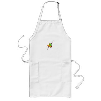 Simple Olive Aprons