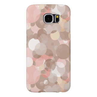 Simple Pattern - Circles Samsung Galaxy S6 Cases