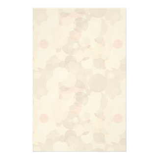 Simple Pattern - Circles Stationery