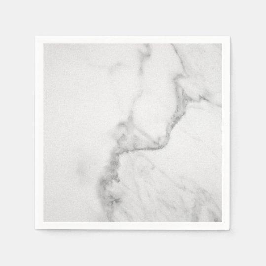 Simple & Perfect Marble Napkin Paper Napkin