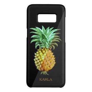 Simple PineApple Vintage Illustration Case-Mate Samsung Galaxy S8 Case