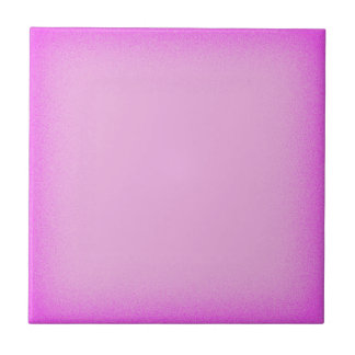 Simple Pink Shimmer Small Square Tile